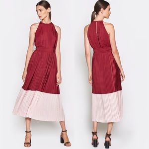 JOIE colorblock cocktail dress NWT